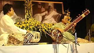 Sitar recital by Pandit Krishna Mohan Bhatt