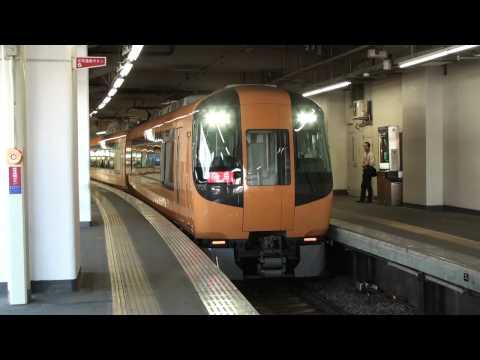 近鉄22600系新型Ace@京都駅(09/10/04)