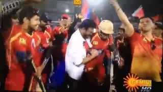 CCL 2015 Venkatesh winning Dance