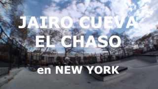 """Jairo """"El Chaso"""" Cueva en New York"""