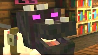 Minecraft: STORY MODE: The Order of the Stone - Part 1