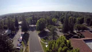 2014 Bicycles Plus Folsom Classic Criterium - Aerial and misc video clips