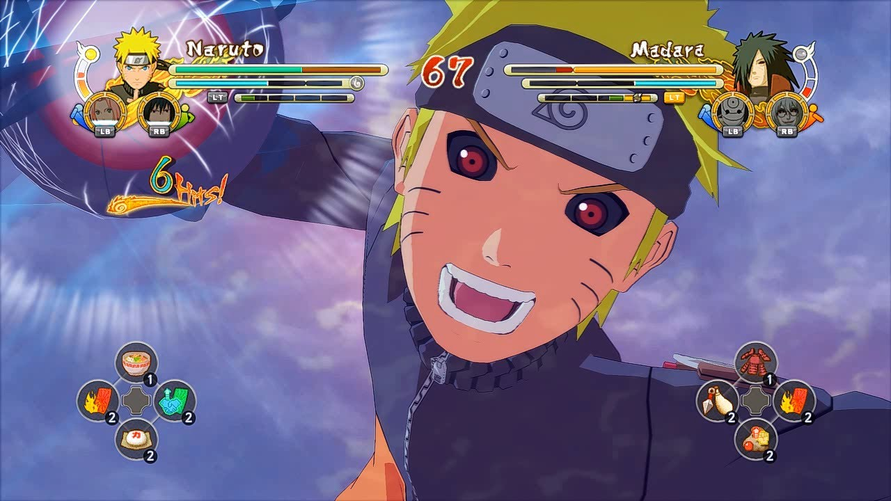 naruto shippuden ultimate ninja storm 3 full burst patch download