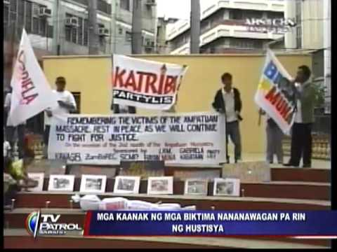 Kin still cry for justice 2 months after massacre
