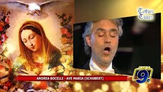 Totus Tuus Andrea Bocelli Ave Maria Di Schubert