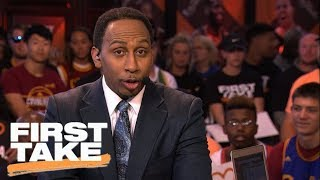 Stephen A. Smith Responds to Kevin Durant