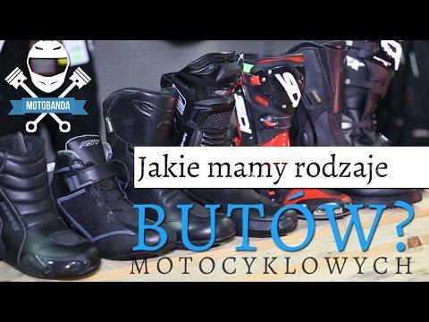 Jakie Mamy Rodzaje Butów Motocyklowych? Jakie Buty Wybrać Do Motocykla Porady Motobanda
