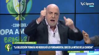 """Horacio Pagani: """"Argentina va a ganar la Copa América"""""""