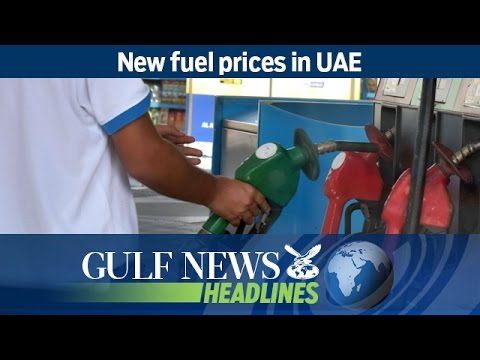 New fuel prices in UAE - GN Headlines