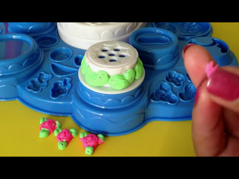 PLAY DOH  ★ Magic Swirl Ice Cream Shoppe - Hasbro Playset