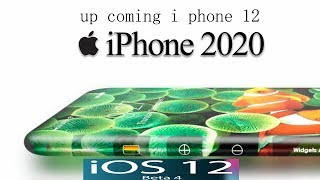 i phone 12 smart phone upcoming 2020//apple 12  ios 12