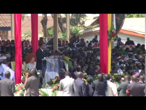 PAUL BIYA SPEECH BAMENDA