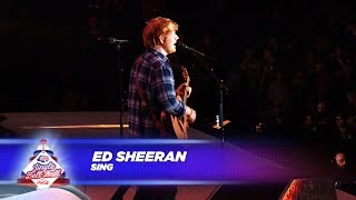 Download Lagu Ed Sheeran - 'Sing' - (Live At Capital's Jingle Bell Ball 2017) Gratis STAFABAND