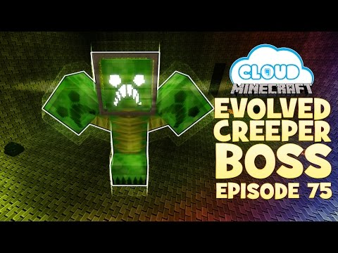 evolved Creeper Boss Sky High Saturday - Cloud 9 - S2 Ep. 75 video