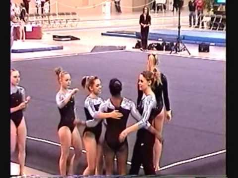 Amiah Mims College Gymnastics Recruiting Video