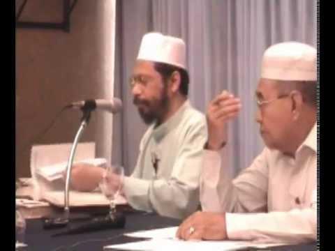 Sahih al-Bukhari :  Matan & Syarah Hadith ;  Kitab Tentang Wahyu - Sesi 4 - 150406