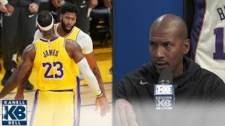 Lakers, Nets play despite NBA's China issue continuing | Kanell & Bell