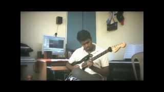 Picha vecha naal mudal (malayalam song)- Guitar instrumental by Amanyu