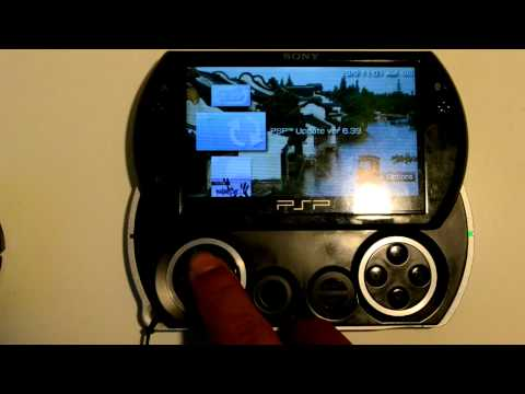 How to Downgrade PSP GO or PSP 6.39 to 6.20 Official Firmware