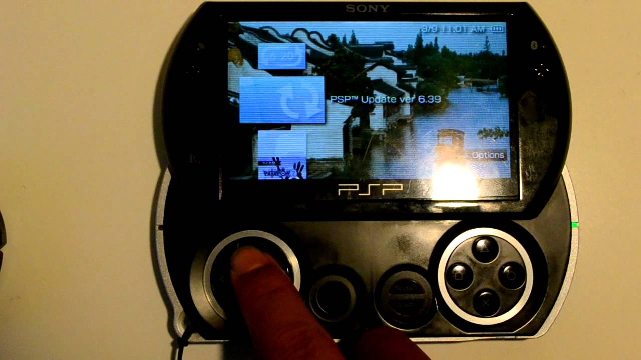 How To Downgrade PSP 6.61 To 6.60! …