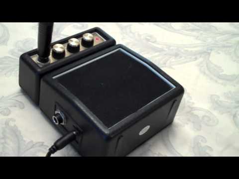 Marshall MS-2 Micro Amp Demo With Matthew Wang