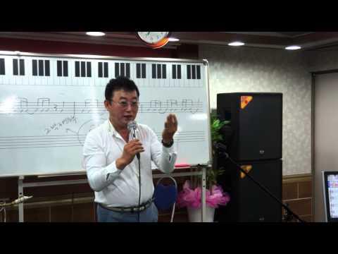 김정음-질문 시간 (비브라토및 텅잉) 밀양 색소폰 봉사단...8월 월례회및 김정음 프로님 초청 행사