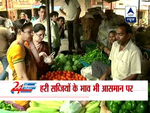 Vegetable prices rise across India; staple veggies most affected