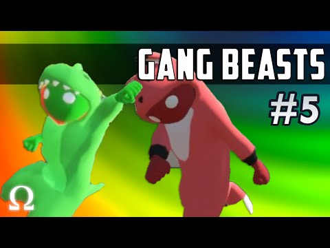 TASTY HOME MADE CHICKEN NUGGETS! | Gang Beasts #5 Funny Moments ft. Delirious, Cartoonz, Bryce