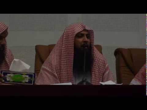 Special Lecture By Sheikh Qari Sohaib Ahmed Mir Mohammadi At Fanar-doha On 14th Mar 2014 video