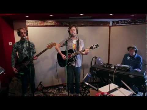Django Django - Hand of Man (Live on KEXP)