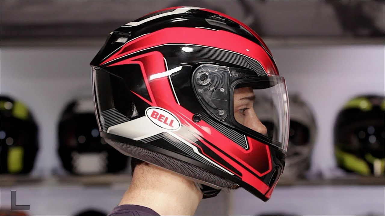Bell Full Face Helmet >> Bell Qualifier Helmet Review at RevZilla.com - YouTube