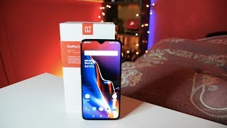 OnePlus 6T Unboxing & First Impressions!
