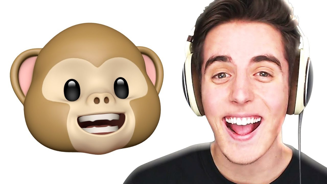 PLAYING WITH ANIMOJIS!