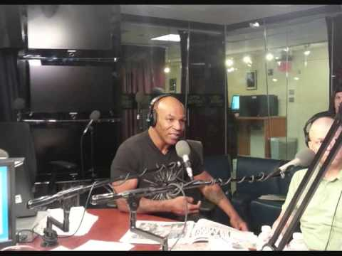 Opie & Anthony - Mike Tyson In Studio (4-29-2013)