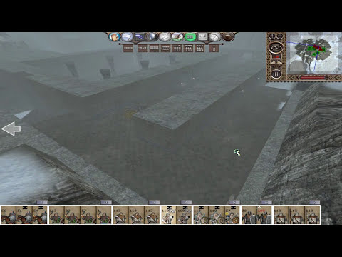 Third Age Total War: Defense of Erebor - Patch 3.2 Custom Settlements