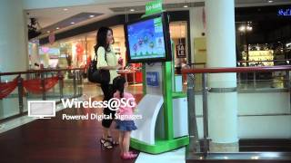 Wireless@SG: for consumers and enterprises
