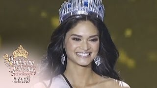 Binibining Pilipinas - Universe 2015 Pia Alonzo Wurtzbach Farewell Walk