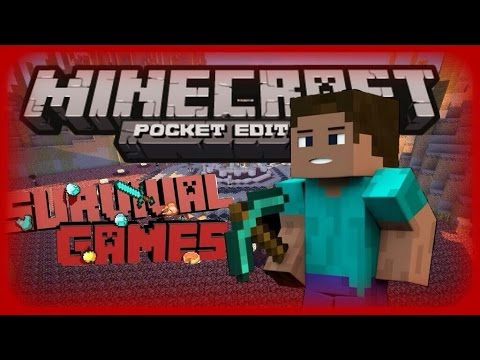 Minecraft PE - Survival Games #50   DOUBLE KILL AND TWO SUNS! (MCPE LBSG FAIL!)