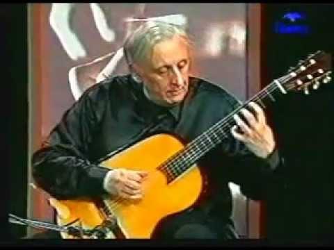 Josep Haydn - Andante y Minué Guitarra: César Amaro