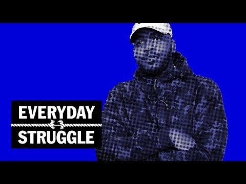 Quentin Miller on 'Q.M.' Album, Drake v. Pusha T Beef & Ghostwriting | Everyday Struggle
