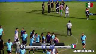 Эль Порвенир : Спортиво Итальяно