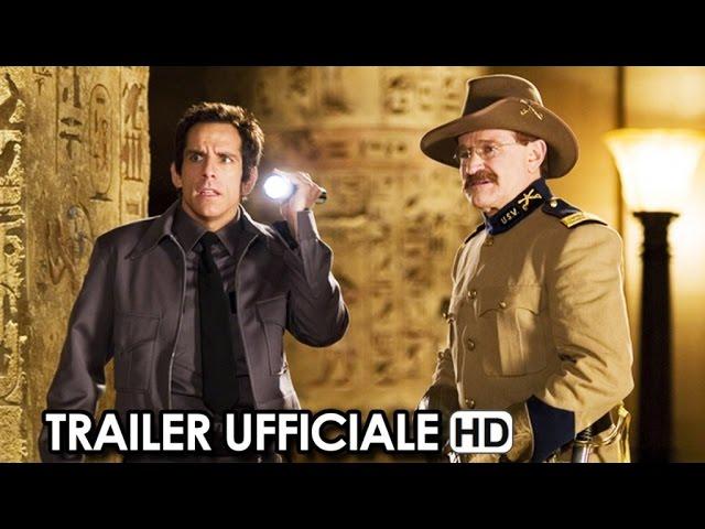 Notte al museo 3 - Il segreto del faraone Trailer Ufficiale Italiano (2014) Robin Williams HD
