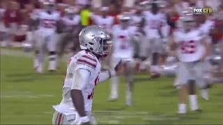 HD noah brown circus catch   Ohio State football at Oklahoma 2016 0917