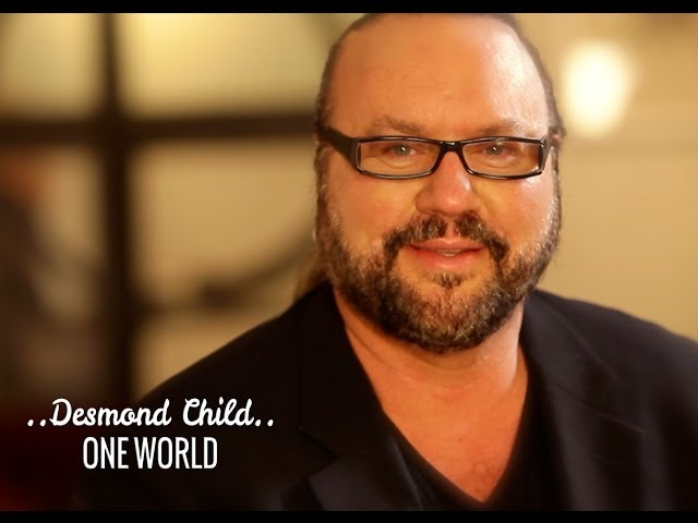 ONE WORLD: Desmond Child & Deepak Chopra