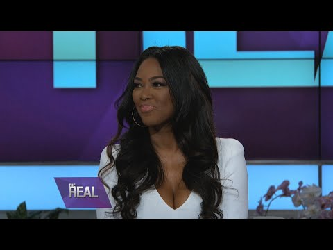 Kenya Moore on Being a Reality TV Villain