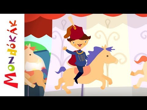 Hóc, hóc, katona | Gyerekdalok és mondókák | rajzfilm gyerekeknek