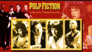 Amanda Plummer - Pumpkin And Honey Bunny/Misirlou (Dick Dale & His Del-Tones)