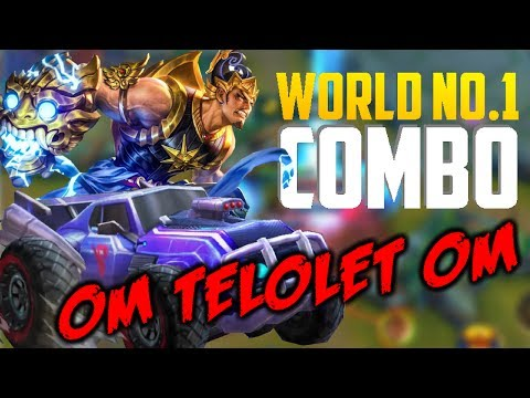 "A GATOT KACA MOVIE feat. ""OM TELOLET OM"" in MOBILE LEGENDS!"