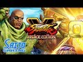 Street Fighter V -AE- Survival Challenge: Sagat (Easy)