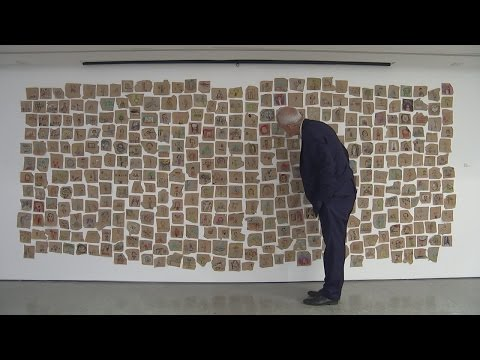 Gaza art: remembering 400 dead children